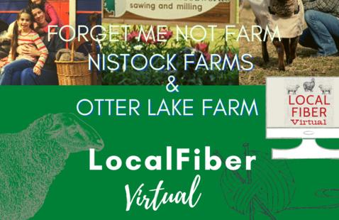 LocalFiber Virtual Farmer & Studio Visits Festival