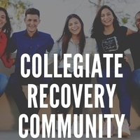 Collegiate Recovery Community Meeting - Speaking to Our Younger Selves