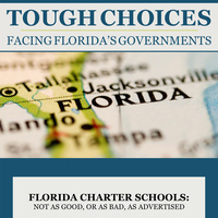 "POLICY PUB: ""Florida Charter Schools: Not as Good, Or as Bad as Advertised"""