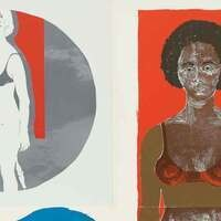 """Virtual Discussion: """"Emma Amos: Color Odyssey"""""""