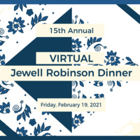 15th annual Jewell Robinson Dinner