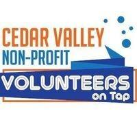 Cedar Valley Volunteers on Tap