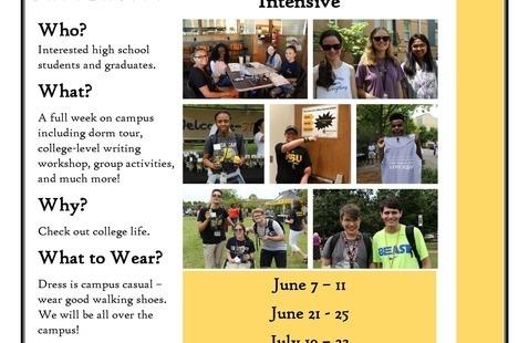 Academy Summer Leadership Intensive Program
