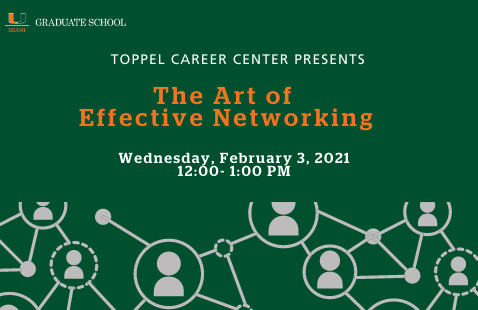 The Art of Effective Networking