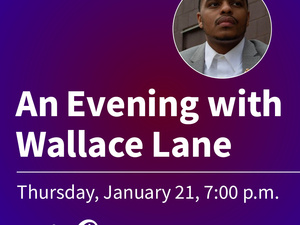An Evening with Wallace Lane