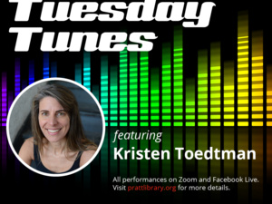 Tuesday Tunes: Kristen Toedtman