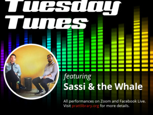 Tuesday Tunes: Sassi & the Whale
