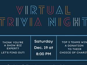 Vagabond Players - Virtual Trivia Night