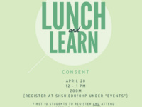 Lunch & Learn - Consent