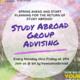 Virtual Study Abroad Group Advising