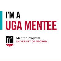 I'm a UGA Mentee