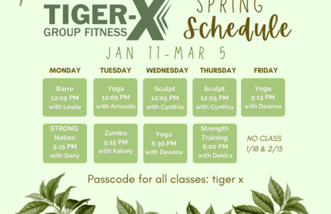 Tiger X: Yoga