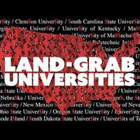 Tristan Ahtone and Robert Lee | Land Grab U: Land-Grant Universities and Indigenous Peoples