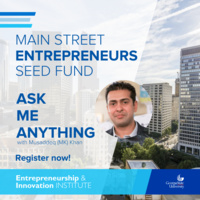 Main Street Seed Fund - Ask Me Anything Session