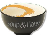 Soup & Hope with Hei Hei Depew