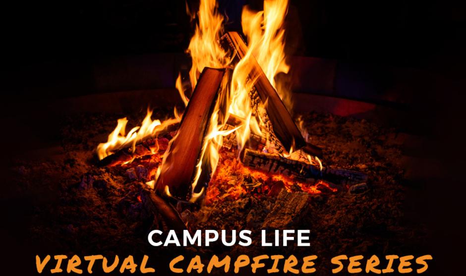 STLCC Campus Life Virtual Campfire Series