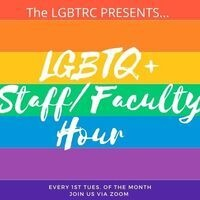 Staff/Faculty Hour