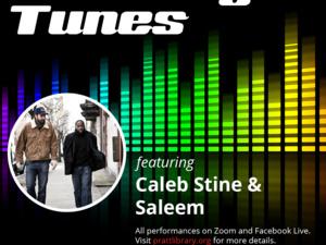 Tuesday Tunes: Caleb Stine & Saleem