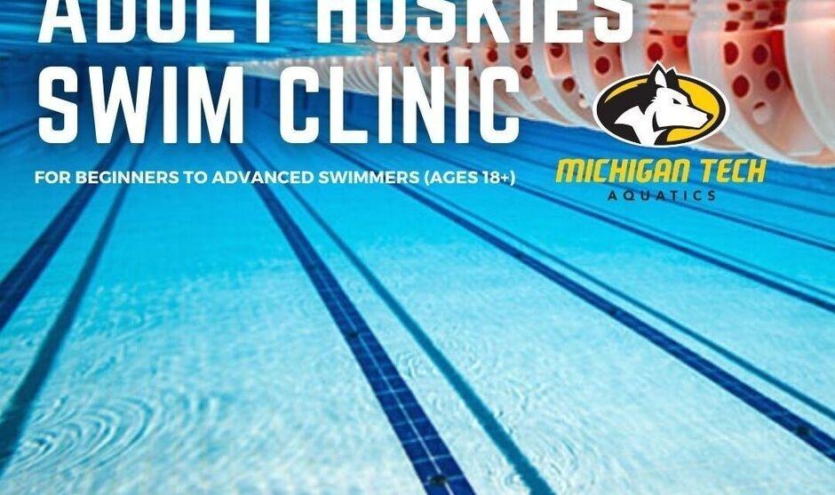 Adult Huskies Swim Clinic