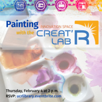 Painting with the Creat'R Lab