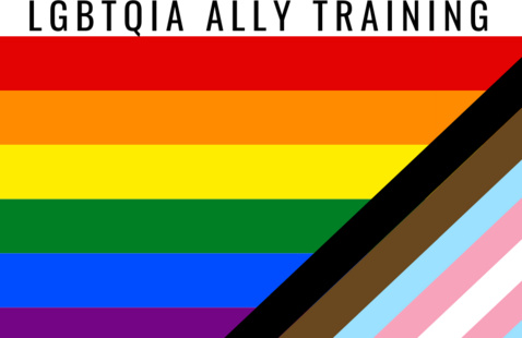 LGBTQIA Ally Training
