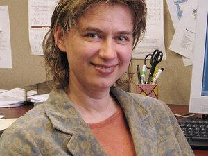 Molecular Biophyiscs/Structural Biology Seminar:  Maria Kurnikova, Ph.D.