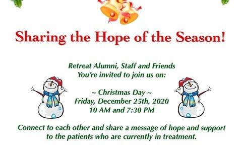 Sharing the Hope of the Holiday Season