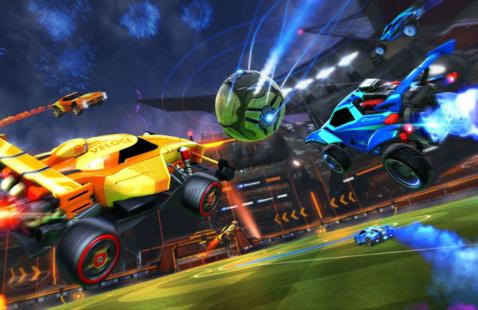 Esports - Rocket League Tournament
