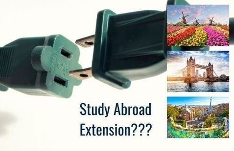 Study Abroad Extension for Netherlands? Spain? The UK?