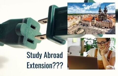 Study Abroad Extension for the Czech Republic? Virtual global internships?