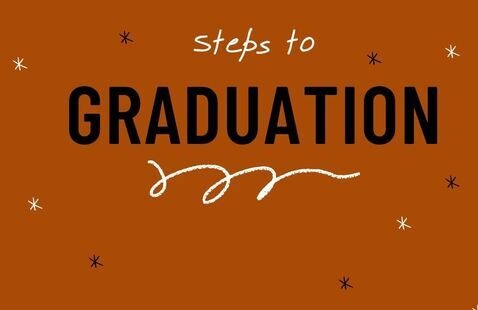Steps to Graduation for Graduate Students