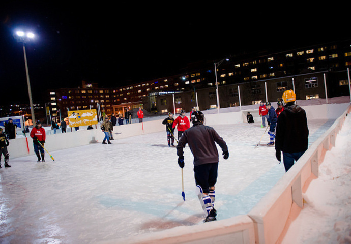 Everything You Need to Know About Broomball