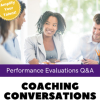 Coaching conversations graphic