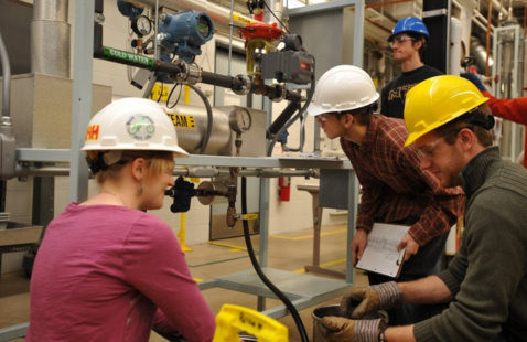 Chemical Engineering Undergraduate Overview