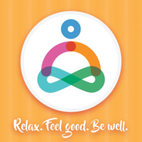 RELAX. feel good. be well.