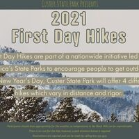 2021 First Day Hikes