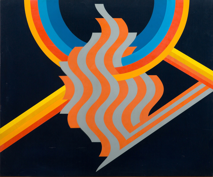 """Exhibition: """"Taking Shape: Abstraction from the Arab World, 1950s–1980s"""""""