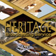 Heritage Broadcasting Service Logo