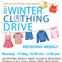Non-Profit Clothing Drive