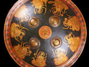 In the Galleries: the Goddess Shield