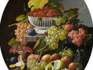 Fighting with Fruit:   Resisting Slavery and Racism in Still-Life Painting