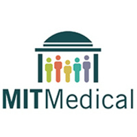 MIT Medical logo