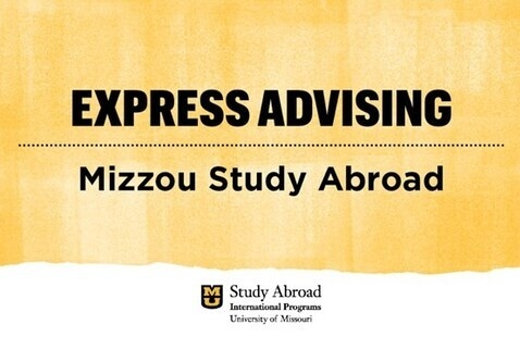 Express Advising with Mizzou Study Abroad