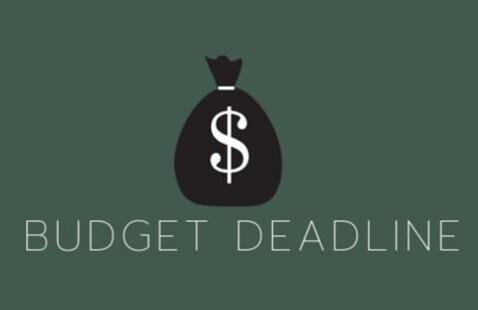 February 2021 Budget Deadline