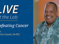 LIVE At the Lab: Defeating Cancer, with Kevin Cassel