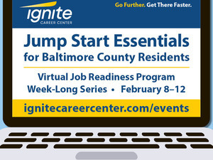 Jump Start for Baltimore County Residents