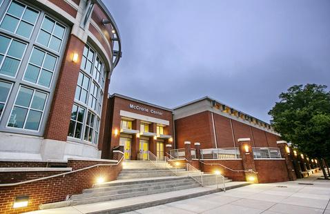 McCrorie Center
