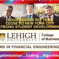 MS Financial Engineering Info Session