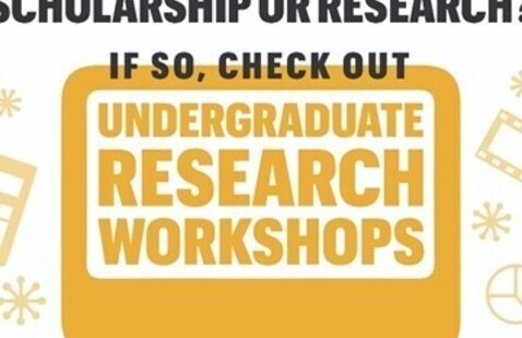 Getting Started in Undergraduate Research/Creative Scholarship