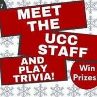 Meet the UCC Staff and Play Trivia!